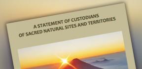 Custodian Statement