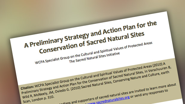Action Plan for the Conservation of Sacred Natural Sites