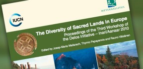 The Diversity of Sacred Lands in Europe