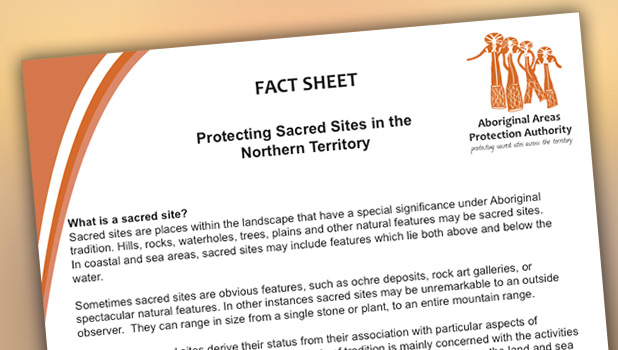 Aboriginal Sacred Sites Act