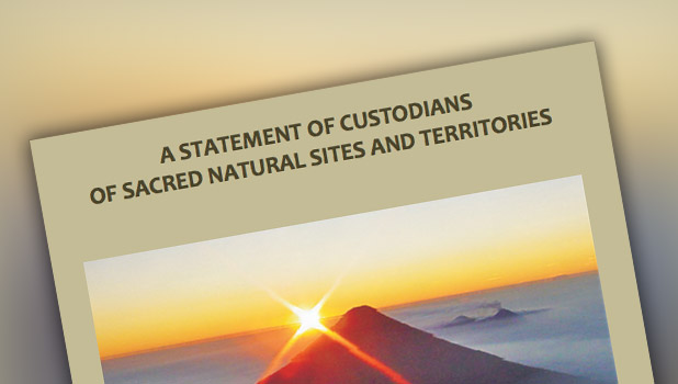 Custodian Statement