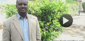 Scientist from Kenya