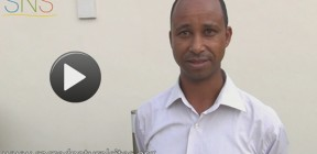 Community Worker from Ethiopia