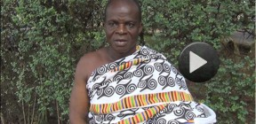 Traditional Leader from Ghana