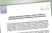 Bethlehem Declaration