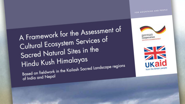 A Framework for the Assessment of Sacred Natural Sites in