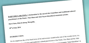 DarviDeclaration